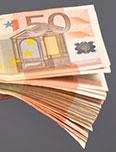 Kredīts, nauda